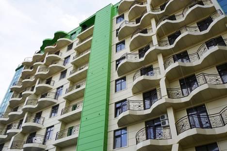 Сдается 1-комнатная квартира посуточно в Адлере, Белорусская, 1.