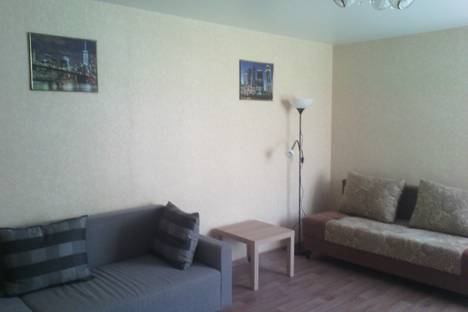 Сдается 1-комнатная квартира посуточнов Самаре, ул. Арцыбушевская, 27А.