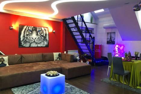 Сдается 3-комнатная квартира посуточно в Белгороде, ул. Губкина, 16 в.