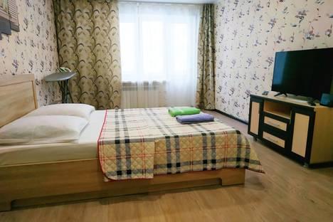 Сдается 1-комнатная квартира посуточно в Альметьевске, ул. Советская, 215.