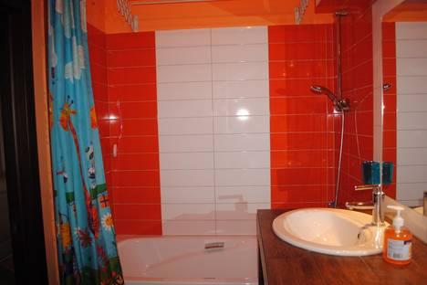 Сдается 1-комнатная квартира посуточно в Череповце, ул. Металлургов, 35.