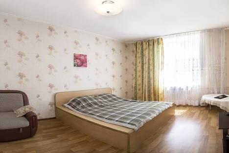 Сдается 1-комнатная квартира посуточно в Красноярске, ул. им Академика Вавилова, 58.