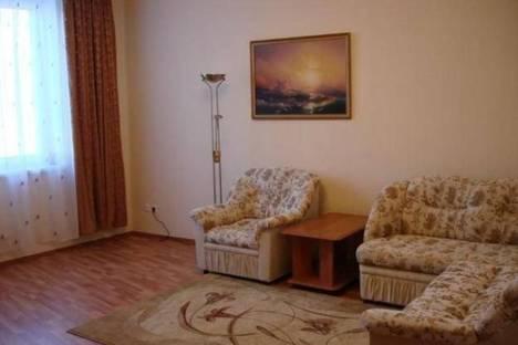 Сдается 2-комнатная квартира посуточно в Белгороде, ул. Победы, 71.