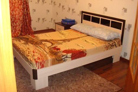 Сдается 2-комнатная квартира посуточнов Глазове, ул. Калинина,5.
