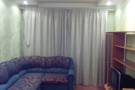 Сдается 1-комнатная квартира посуточно в Сыктывкаре, Ленина 24.