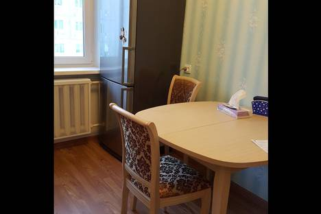 Сдается 2-комнатная квартира посуточнов Кировске, Олимпийская 81.