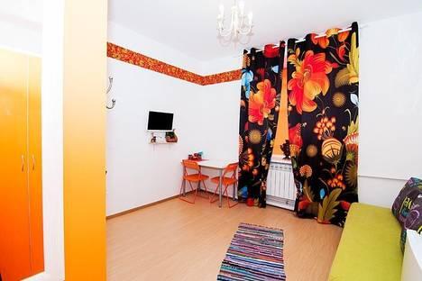 Сдается 1-комнатная квартира посуточнов Санкт-Петербурге, Конногвардейский бульвар, 6.