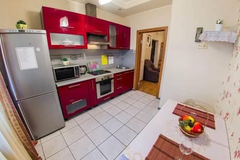 Сдается 1-комнатная квартира посуточно в Уфе, Зорге 66.