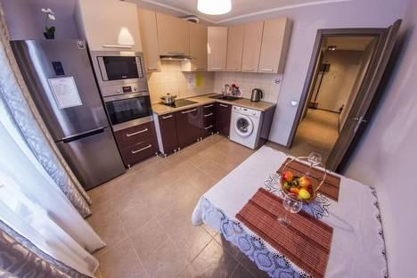 Сдается 2-комнатная квартира посуточно в Уфе, Караидельская 6.