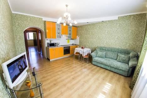 Сдается 1-комнатная квартира посуточно в Уфе, Цюрупы 145/1.