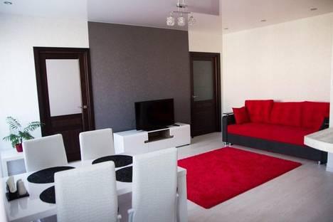 Сдается 2-комнатная квартира посуточно в Лиде, Советская 41.