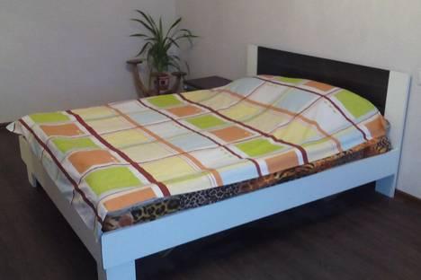 Сдается 1-комнатная квартира посуточно в Старом Осколе, солнечный 7.