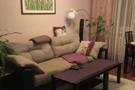 Сдается 3-комнатная квартира посуточно в Череповце, ул. Гоголя, 15А.