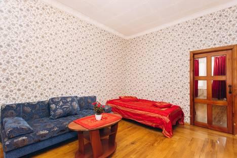 Сдается 2-комнатная квартира посуточнов Екатеринбурге, проспект Ленина, 97.