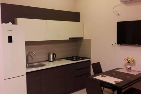 Сдается 2-комнатная квартира посуточно в Тбилиси, Черкезишвили 17.