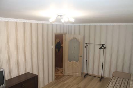 Сдается 1-комнатная квартира посуточнов Подольске, ул. Веллинга, 16.