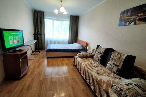 Сдается 1-комнатная квартира посуточно в Вольске, ул. Талалихина, д.2.