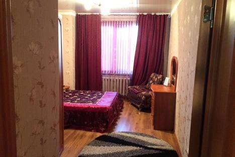 Сдается 2-комнатная квартира посуточно в Нур-Султане (Астане), улица Орынбор, 19.