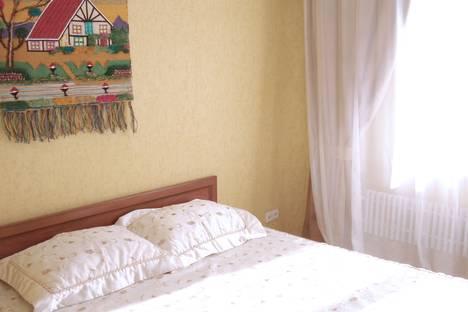 Сдается 2-комнатная квартира посуточнов Кременчуге, ул. Николаевская 2.