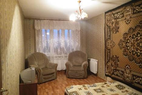 Сдается 1-комнатная квартира посуточнов Саранске, ульянова 87.