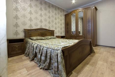 Сдается 2-комнатная квартира посуточно в Астрахани, ул. Куликова, 67В.