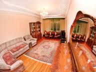 Сдается посуточно 3-комнатная квартира в Алматы. 120 м кв. Байсеитова 32