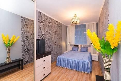 Сдается 2-комнатная квартира посуточнов Екатеринбурге, Московская, 49.