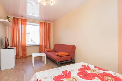 Сдается 1-комнатная квартира посуточнов Екатеринбурге, Ленина, 40.