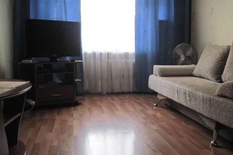 Сдается 1-комнатная квартира посуточнов Екатеринбурге, Луначарского, 53.