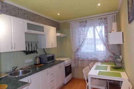 Сдается 2-комнатная квартира посуточнов Екатеринбурге, Чкалова,119.