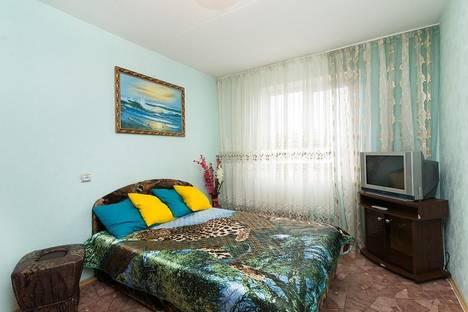 Сдается 2-комнатная квартира посуточнов Екатеринбурге, Азина, 23.