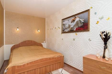 Сдается 2-комнатная квартира посуточнов Екатеринбурге, Вайнера, 66.