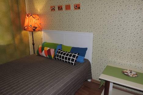 Сдается 1-комнатная квартира посуточно в Томске, ул. Учебная, 8.