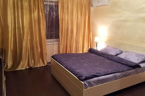 Сдается 1-комнатная квартира посуточнов Самаре, Карбышева 61а.