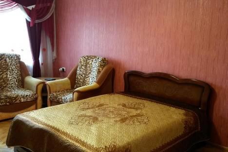 Сдается 1-комнатная квартира посуточно в Железноводске, Карла-Маркса 5.