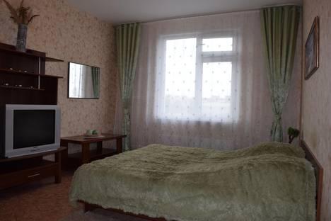 Сдается 1-комнатная квартира посуточнов Нижнем Новгороде, Ул. 40 лет Победы, дом 18.