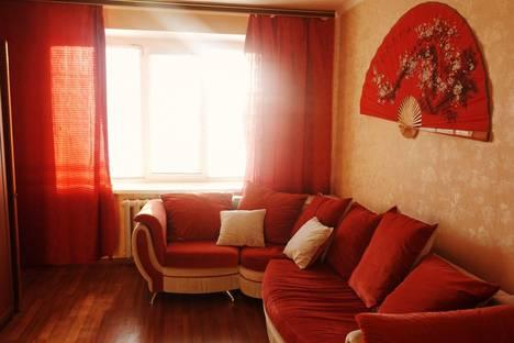 Сдается 2-комнатная квартира посуточно в Рязани, Новоселов 35а.