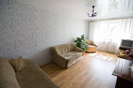 Сдается 2-комнатная квартира посуточно в Бобруйске, Минская 85.