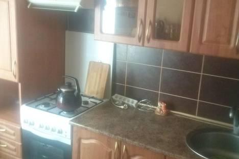 Сдается 2-комнатная квартира посуточно в Витебске, Петруся Бровки 7к4.