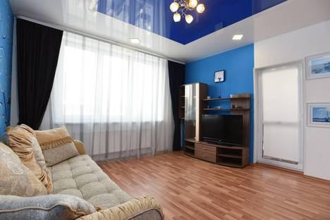 Сдается 2-комнатная квартира посуточно в Екатеринбурге, Московская ул., 77.