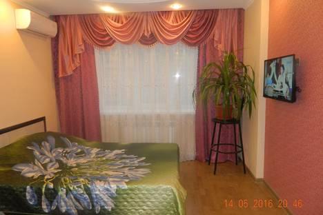 Сдается 1-комнатная квартира посуточнов Воронеже, Перевёрткина 1/3.