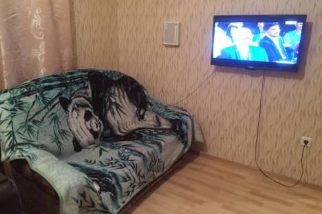Сдается 1-комнатная квартира посуточнов Салехарде, ул. Республики, 71.