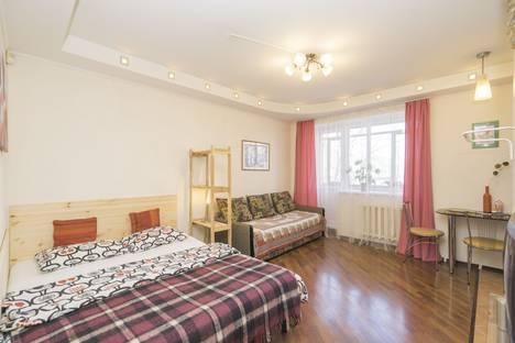 Сдается 1-комнатная квартира посуточно в Перми, ул. Ленина, 82.
