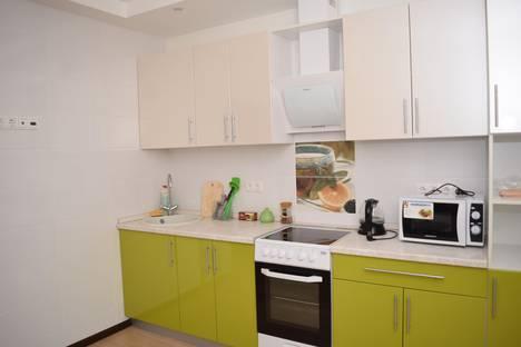 Сдается 1-комнатная квартира посуточно в Домодедове, Гагарина, 58.
