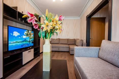Сдается 1-комнатная квартира посуточно в Самаре, ул. Ярмарочная, 3.