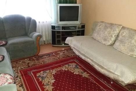 Сдается 2-комнатная квартира посуточно в Пинске, Центральная 80.