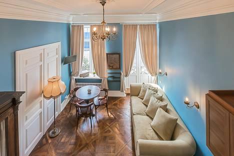 Сдается 1-комнатная квартира посуточнов Санкт-Петербурге, проспект Добролюбова, 25.