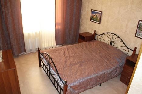 Сдается 2-комнатная квартира посуточнов Кемерове, ул. Соборная, 14.