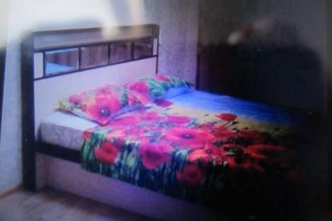 Сдается 2-комнатная квартира посуточнов Новотроицке, Комарова 8.