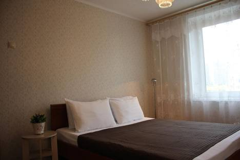 Сдается 2-комнатная квартира посуточно в Москве, ул. Архитектора Власова, 39.